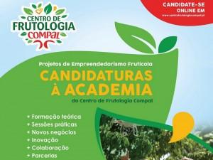Cartaz Academia 2016. site