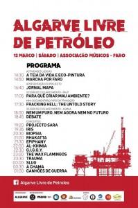 algarve petroleo