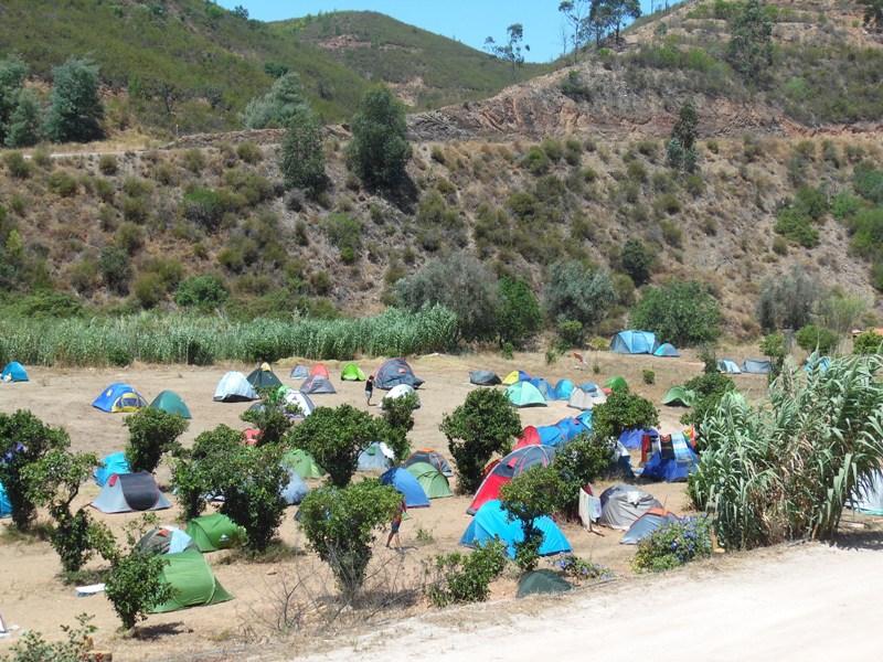 acampamento paz